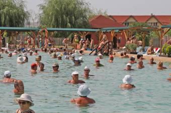 Strandteszt: a marosszentgyörgyi Apollo sósfürdő