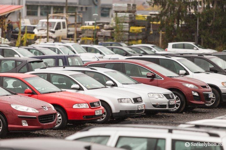 Sokan máris szabadulnának szennyező gépkocsijuktól