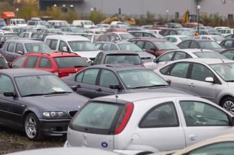 "Nagy a ""forgalom"" a romániai autópiacon"