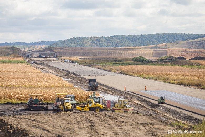 Itt tartanak az Erdélyt is érintő autópálya-szakaszok építésével