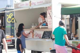 Látni, érezni, ízlelni – Street Food Fesztivált tartanak Marosvásárhelyen