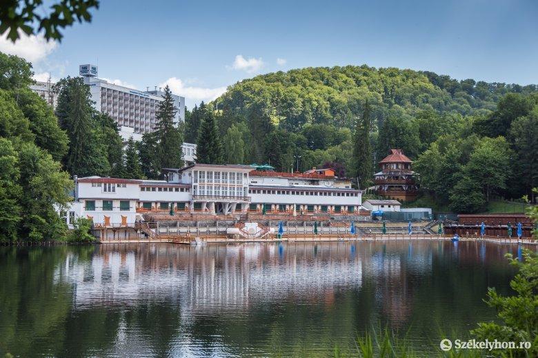 Szováta, Románia