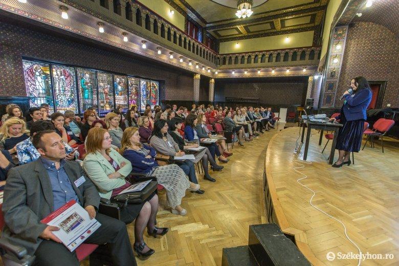 Több mint ötven dolgozatot mutattak be a konferencián