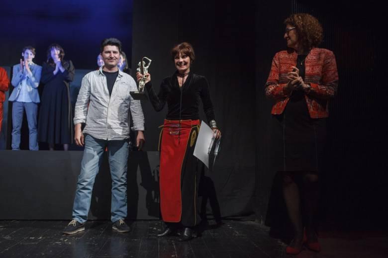 B. Fülöp Erzsébet kapta a 2017-es Kemény-díjat