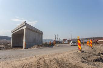 Felbontották a marosvásárhelyi terelőút kivitelezési szerződését