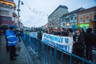 A magyar nemzetpolitikai államtitkárság támogatja a székely szabadság napi felvonulást