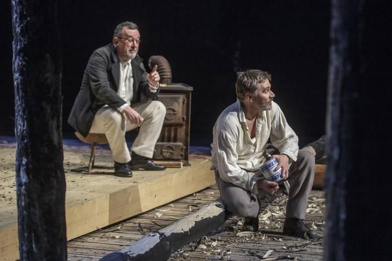 Tamási-darabbal turnézik Székelyföldön a budapesti Nemzeti Színház