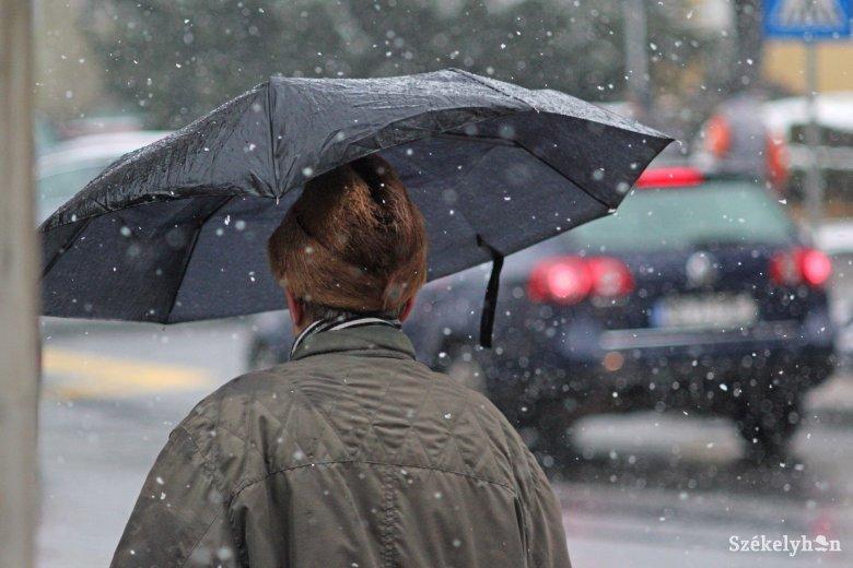 Keddtől megint téliesre fordul az időjárás