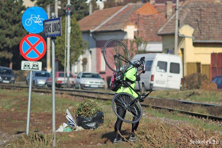 Kerékpárutat építhetnek Kalotaszegen az egykori vasút nyomvonalán