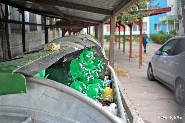 Februártól indulhat újra a szelektív hulladékgyűjtés Marosvásárhelyen
