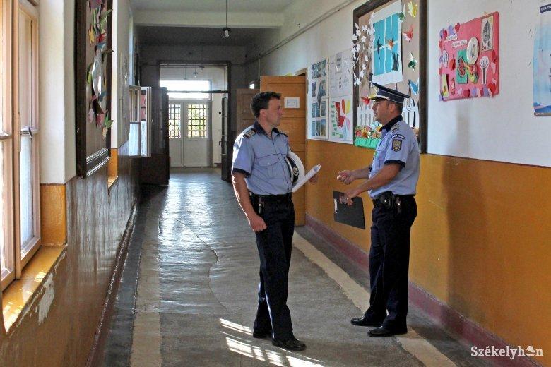 Robbanás történt az iskolában, a takarítónő és egy diák megsérült