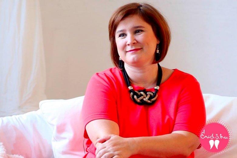 Erdélyi előadó körúton a Kismamablog szerzője