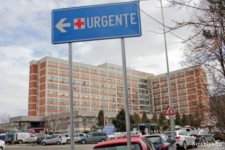 Koronavírus-fertőzést kimutató berendezésre gyűjt a Maros megyei kórház