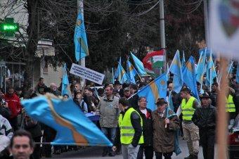Székely szabadság napja: a román EU-elnökség mottójára hivatkozva hívja demonstrálni híveit az SZNT