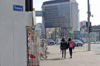 Utcafrontok Marosvásárhelyen és Brüsszelben