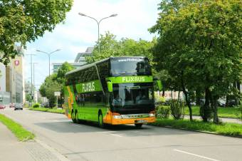 Nemzetközi buszhálózatra kapcsolták Székelyföldet