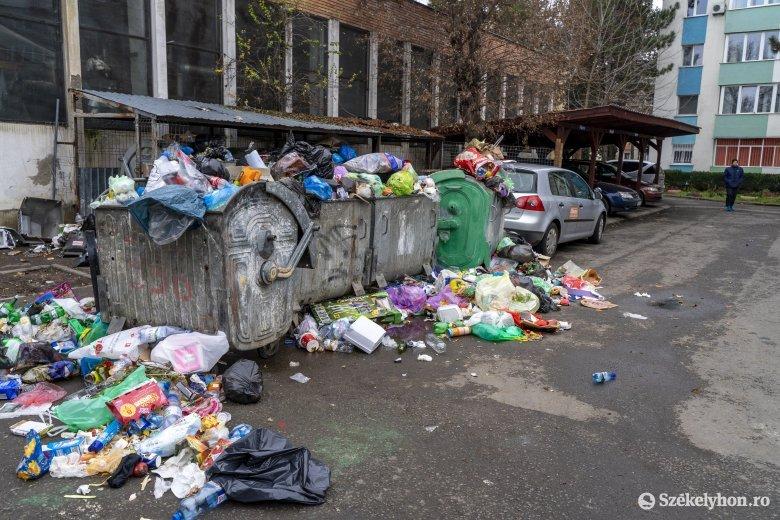 Új hulladékgazdálkodó szállítja el a marosvásárhelyiek szemetét