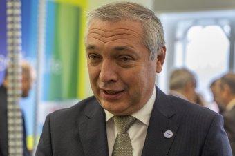 Leonard Azamfirei MOGYTTE-rektor a PSD szenátusi listavezetője Maros megyében