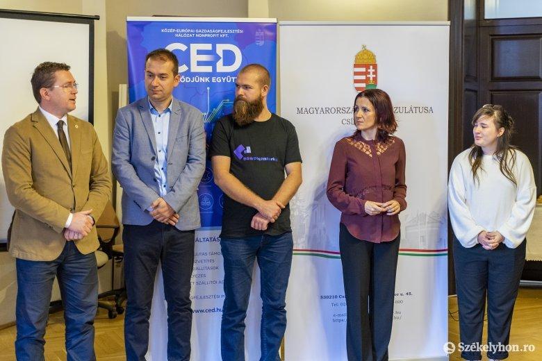 Budapesten is dobbanthatnak a székelyföldi fiatal vállalkozások