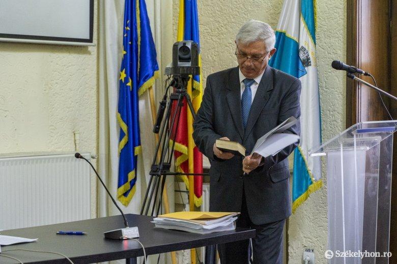 Nem térhet vissza tisztségébe a volt marosvásárhelyi alpolgármester
