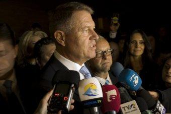 Volt alkotmánybíró: alkotmányt sértett és uszított Johannis
