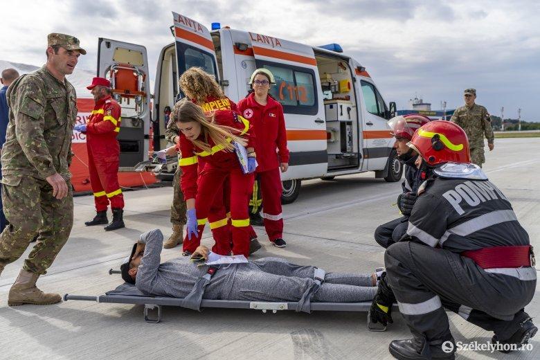 Országos katasztrófaelhárító- és kiképzőközpont létesül Gernyeszegen