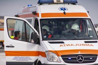 Kizuhant a közigazgatási palota tizenegyedik emeletéről egy fiatal nő Szatmárnémetiben