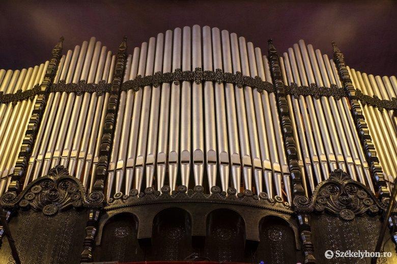 Felavatják vasárnap este a Kultúrpalota felújított orgonáját