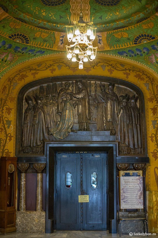 Június elsejétől újra látogatható a Kultúrpalota