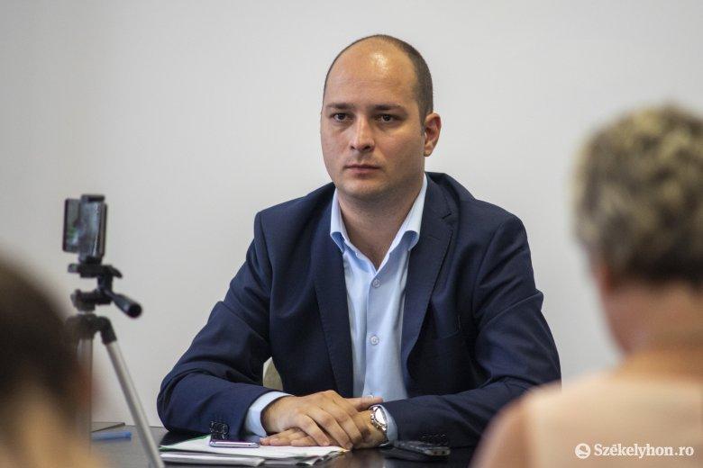 Kovács Mihály Levente vezeti ideiglenesen a marosvásárhelyi RMDSZ-t