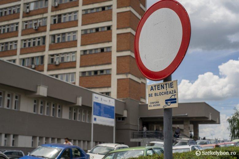 Egyre több koronavírus-fertőzött személy hagyja el kérésre a kórházat Maros megyében