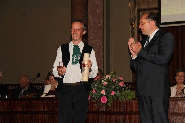 Magyar Örökség Díjat kapott a marosvásárhelyi katolikus iskola