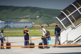 Ismét fejlesztenek a marosvásárhelyi repülőtéren