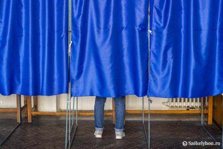 """Szavazati jog hiányában """"voksolt"""" két elítélt"""