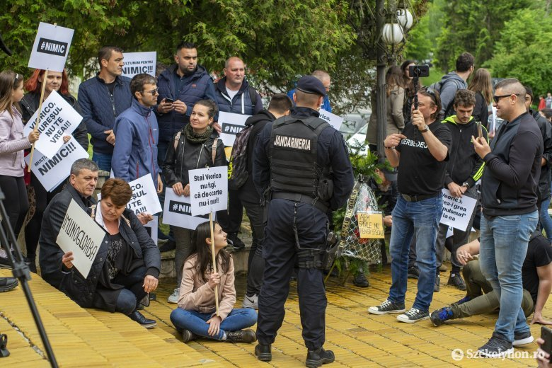 Megegyezett a csendőrség a tüntetőkkel, utólag mégis büntetett?