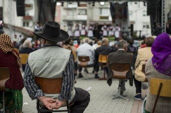 Ünnepelnek Marosszentgyörgyön: koncertek, kézművesség és csendesebb vasárnap