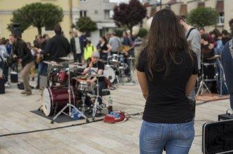 Nem adják fel a gyergyói zenészek: Unplugged helyett Nyári Utcazene Fesztivált szerveznek