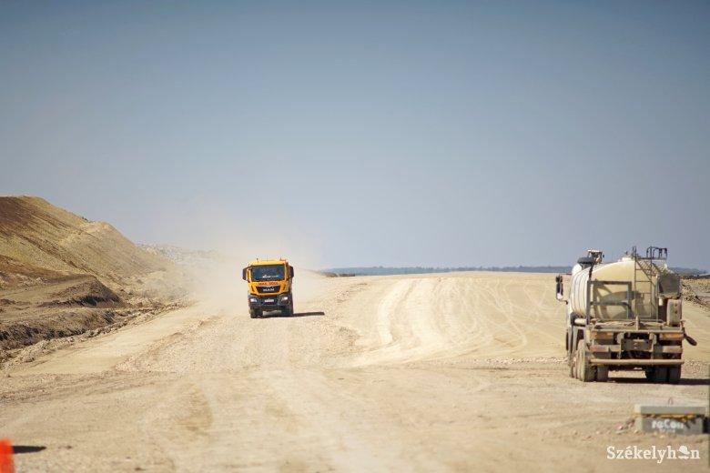 Úgy tűnik, nem lesz autópálya-múzeum a Radnót–Maroskece szakasz