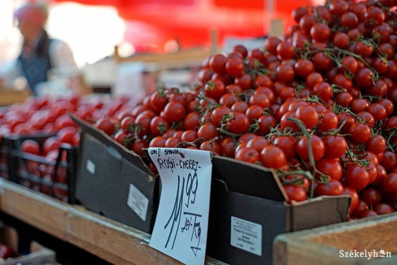 Meghatározatlan ideig szünetel a szombatonkénti piac Gyergyószentmiklóson