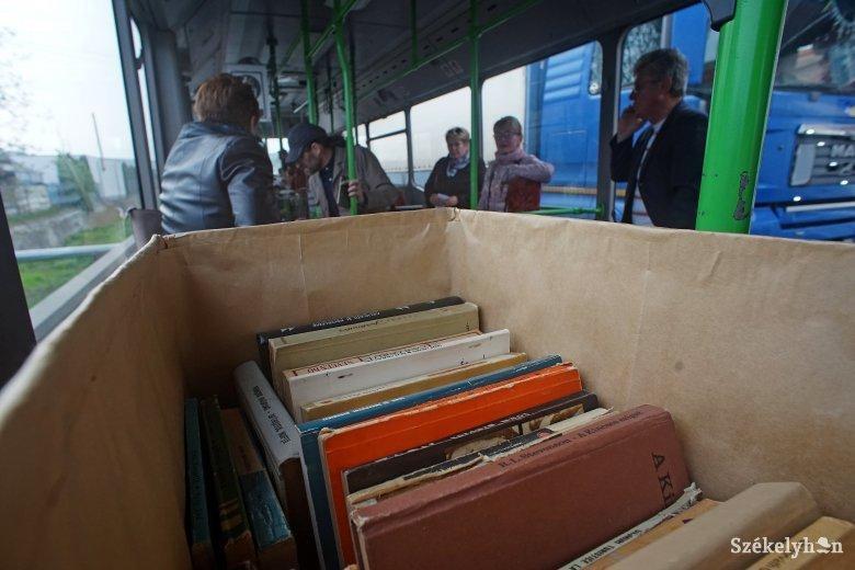 BookMegállók: könyvespolcok népesítik be hamarosan Sepsiszentgyörgy köztereit