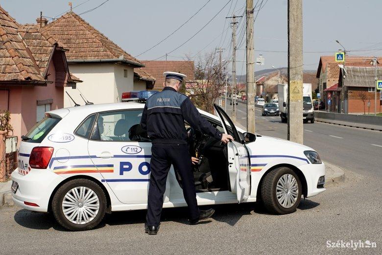 Új felszerelés segítségével rövidesen kiszűrhetik a rendőrök a drogos autóvezetőket