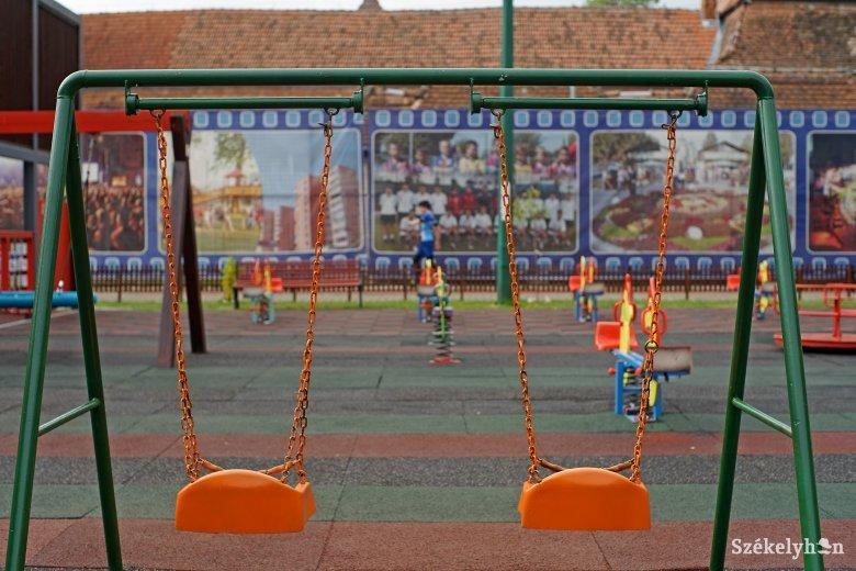 Többnyire biztonságosak a játszóterek