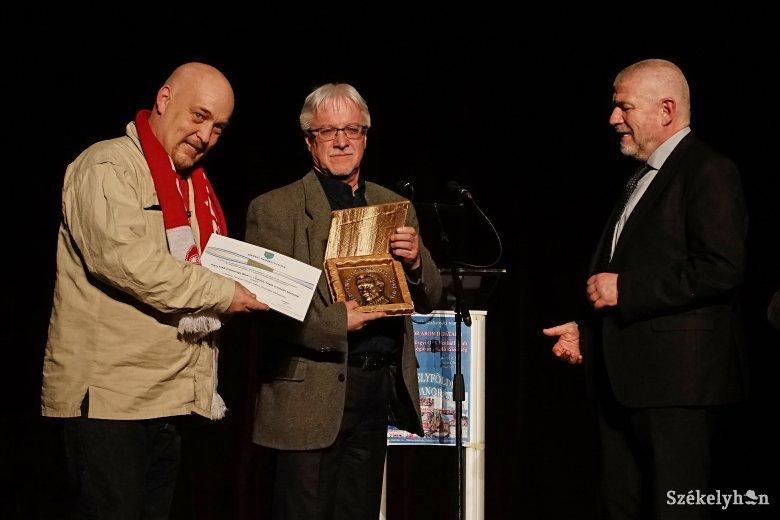 Gábor Áron-díj a Sepsi OSK-nak és a Székely Légió szurkolócsapatnak