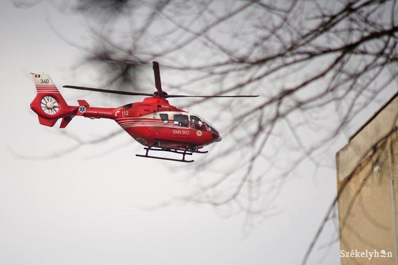 Egy lépéssel közelebb került a csíkszeredai kórház, hogy helikopter-leszállója legyen
