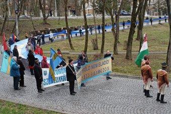 Idén sem lesz tömegrendezvény a székely szabadság napján Marosvásárhelyen