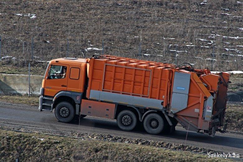 Maros megyei hulladékszállító cégeknél vizsgálódik a Versenytanács