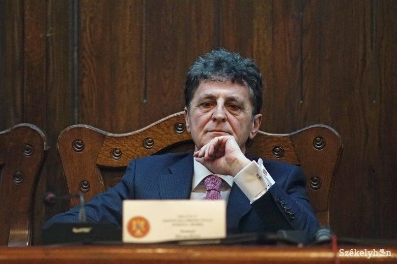 Lemondott Mircea Dușa Maros megyei prefektus