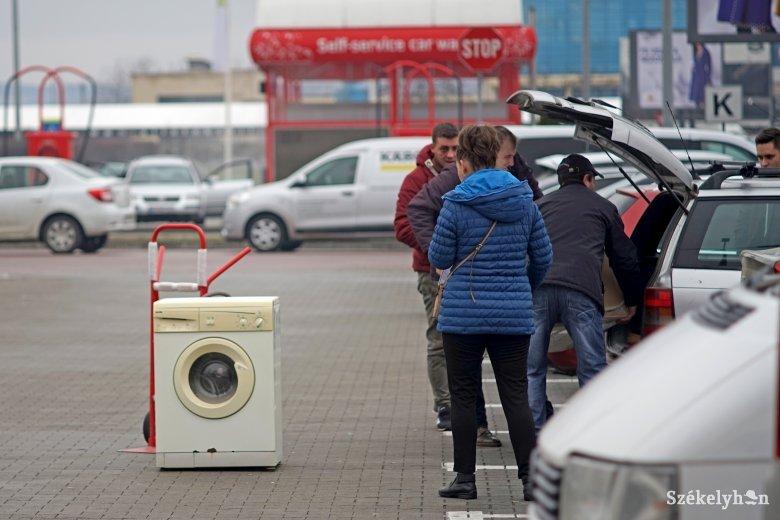 Idén is folytatódik a gépkocsik és a háztartási gépek roncsprogramja