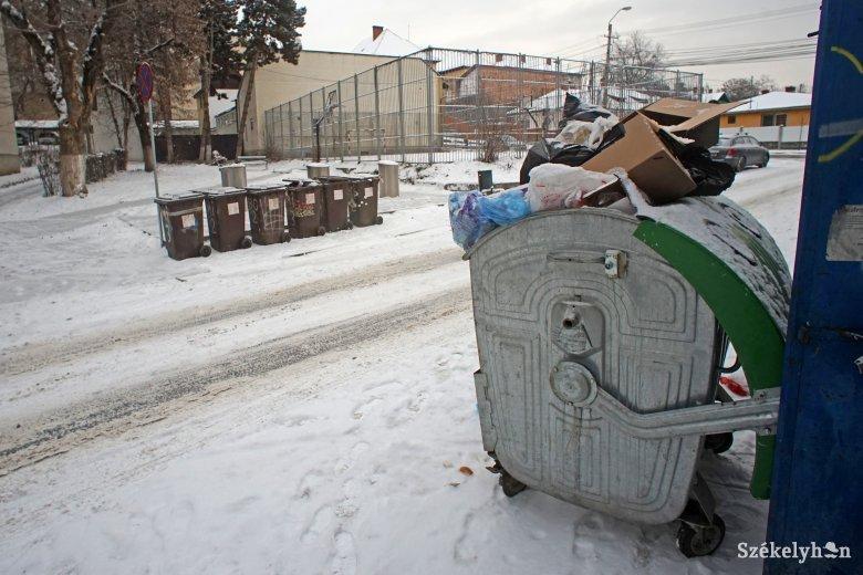 A szolgáltató miatt nincs szelektív hulladékgyűjtés, szerződésbontás következhet