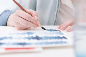 Művészetterápia: kiemelkedni a mindennapok zűrzavarából